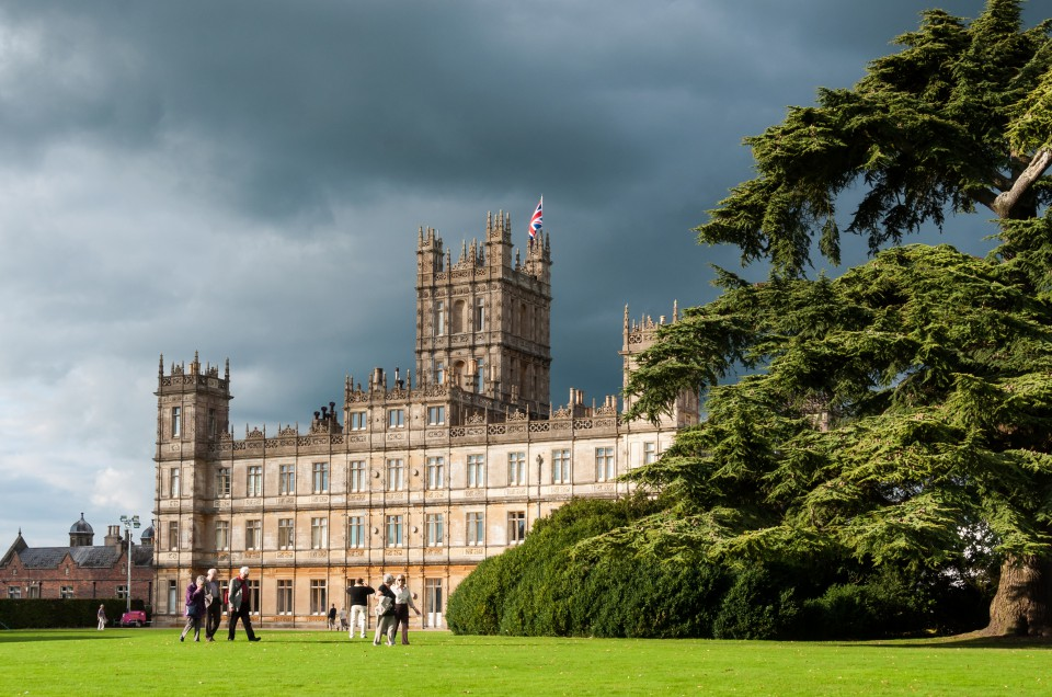 I Heart Downton Abbey